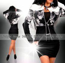 NedyN alkalmi női blézer és szoknya szett - kosztüm