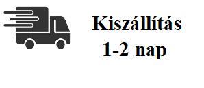 GYORS SZÁLLÍTÁS, VALÓS ÁRUKÉSZLET 30 000 Ft felett ingyenesen szállítunk