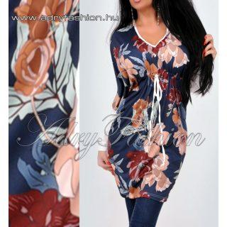 Warp Zone mell alatt megkötős női ruha tunika