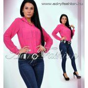 Pink színű csinos ing