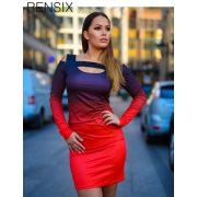 Rensix batikolt női ruha