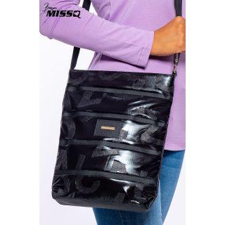 Missq fekete táska