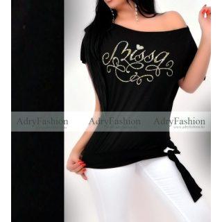 Missq Fekete színű Calypso felső