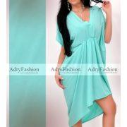 Menta zöld lenge laza női ruha