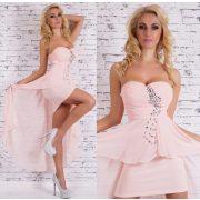 Glamour alkalmi ruha köves dísszel