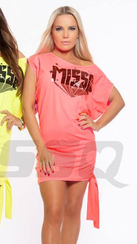 86feaa8229 MISSQ Whild felső neon narancs - AdryFashion női ruha webáruház ...