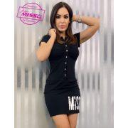 MISSQ E.Melis ruha fekete S-es
