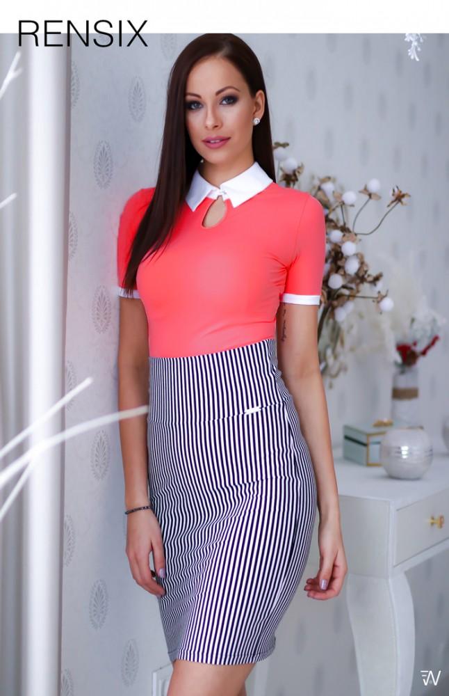 RENSIX galléros női felső - AdryFashion női ruha webáruház 9d88ef9d2d