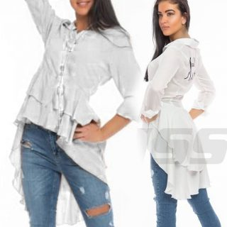 MISSQ  fehér színű Lola blúz - Fehér S-es
