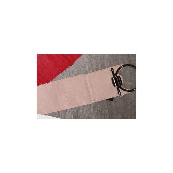 82181331c7 Mályvás rózsaszín kerek csatos gumis öv - AdryFashion női ruha ...