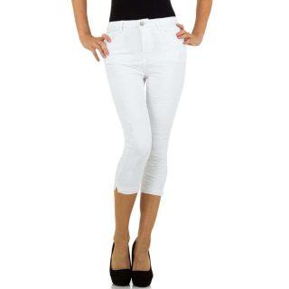Fehér színű farmer nadrág 36/S
