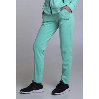 Menta zöld szabadidő nadrág XS